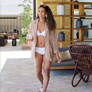 Other - CASSIE SHEER BLAZER COVER-UP